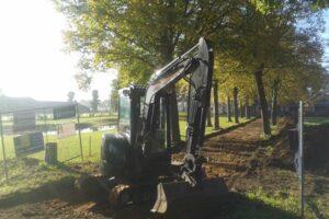 Pad uitvlakken BT Hoveniers kraan 4 ton (2)